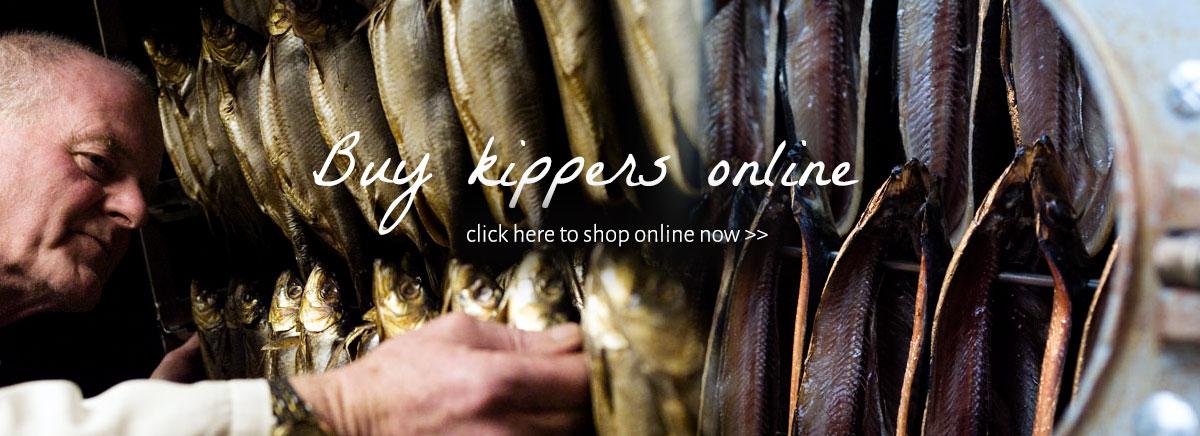 Kippers by Post, Kippers Online, Whole Kippers, Kipper Fillets, Kippers